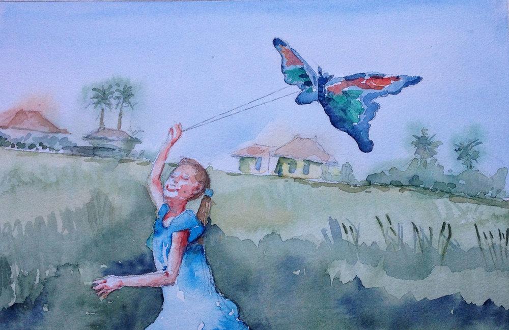 Bella's Kite