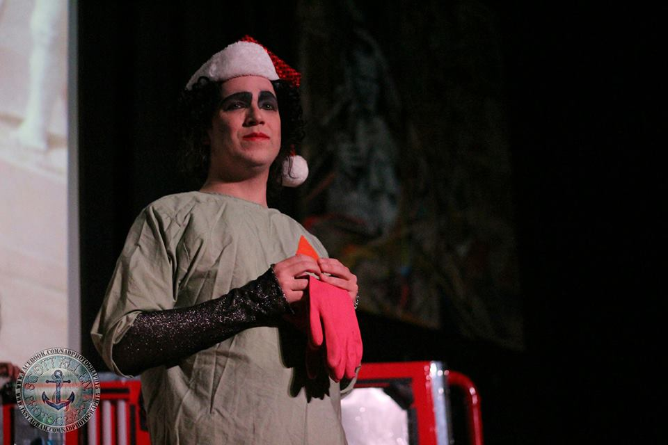 A ROCKY HORROR CHRISTMAS SHOW AT THE MADISON THEATRE 2016