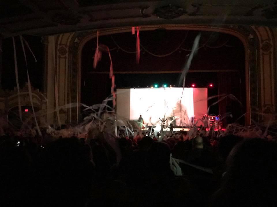 Albany does Rocky Horror Right...The Palace Theatre 2017