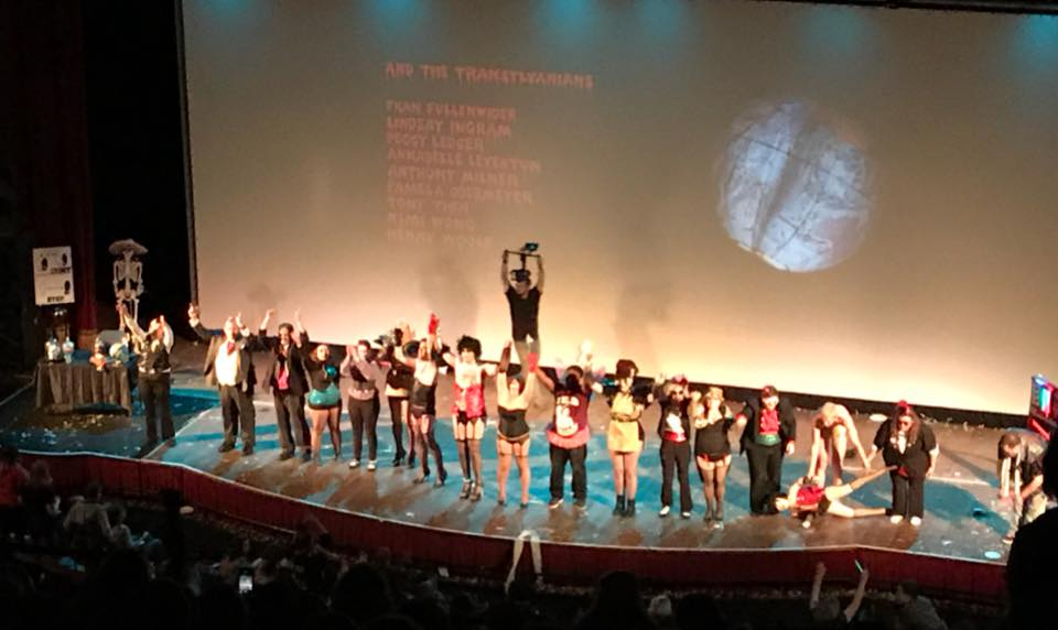 Curtain Call at The Palace Theatre 2017