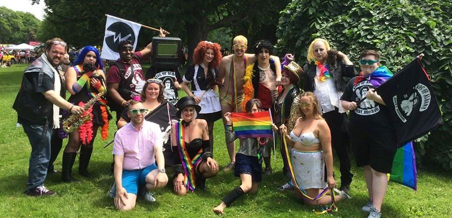 Capital Pride Parade June 2018