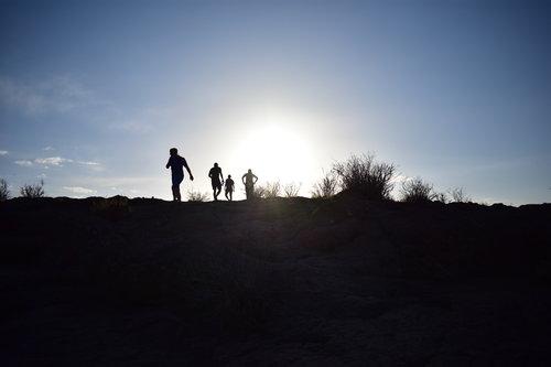 Hiking and exploring Denver and waterfalls