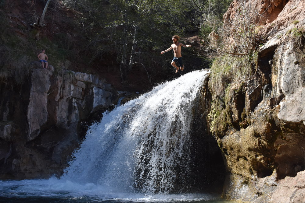 Fossil Creek - Camp Verde