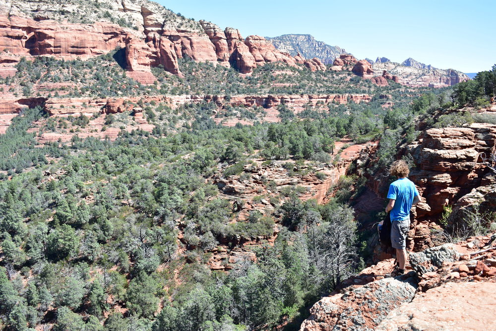 Devil's Bridge - Sedona