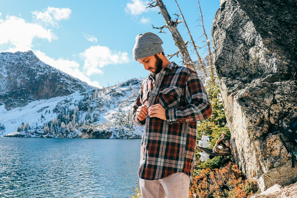 Men's Burlyweight Flannel