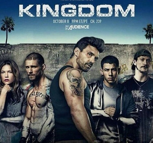 Rafe Pearlman's voice is featured on:    KINGDOM (HBO t.v. series)    Title track and end credits Soundtrack by Tyler Bates & Rafe Pearlman