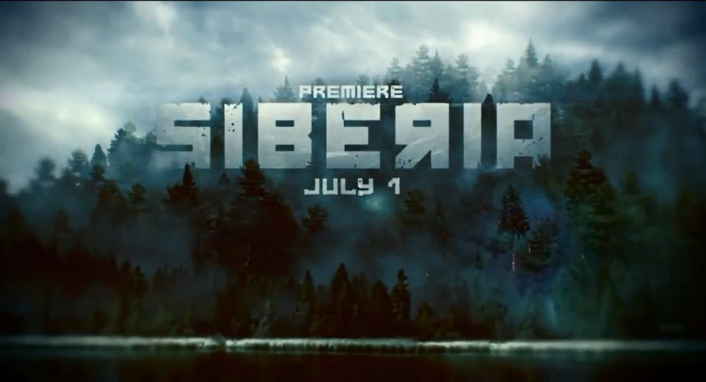 Rafe Pearlman's voice is featured on:  Siberia (NBC)