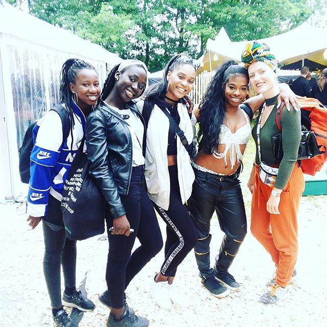 Danmark  Roskilde 2017  We tun up  #bushteamusic #bush #tea #dance #dancehall #music 😍😍😍😙😙