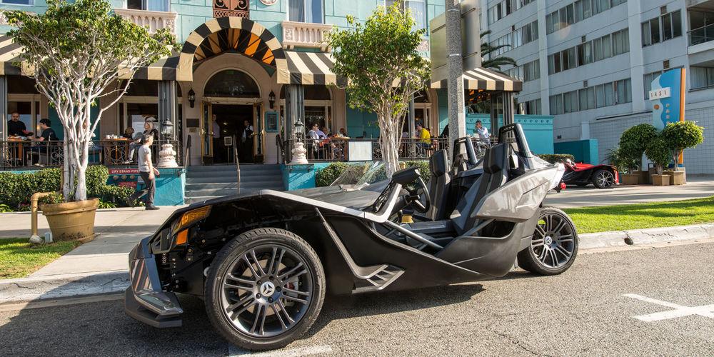 Adrenaline Rush Slingshot Rentals Las Vegas Experience 3