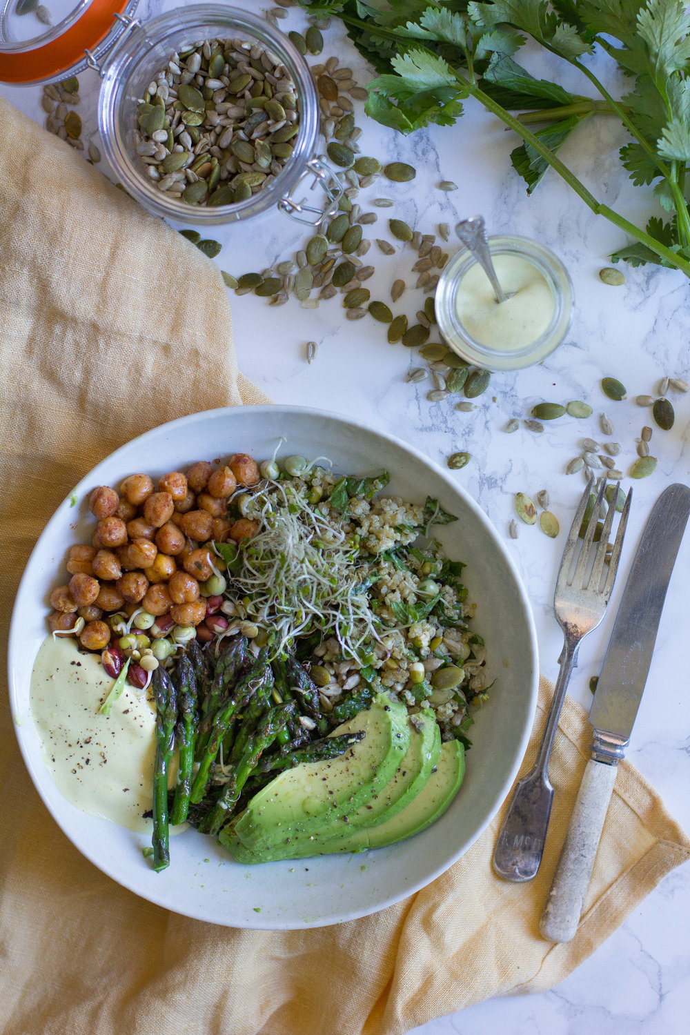 Creamy, healthy, and positively virtuous - buddha bowls to feed your growling tummy and your soul