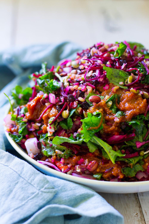 Detox Beetrood Salad with Kasundi vegan-8.jpg