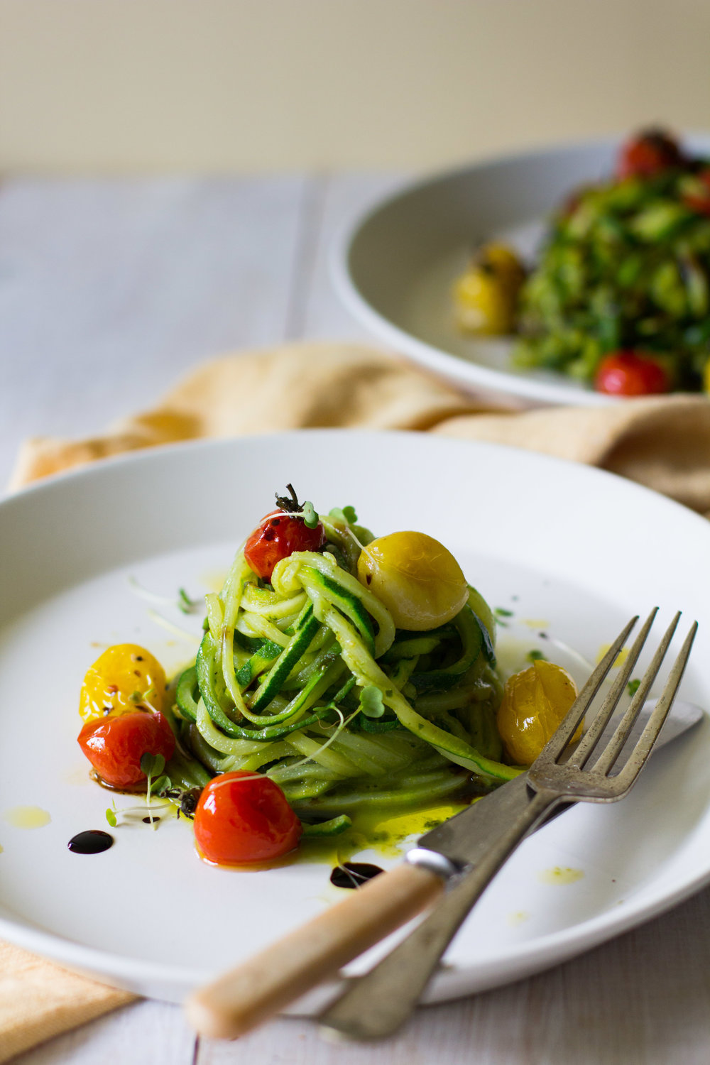 Zucchini pesto pasta with roasted tomatoes and balsamic drizzle-1.jpg