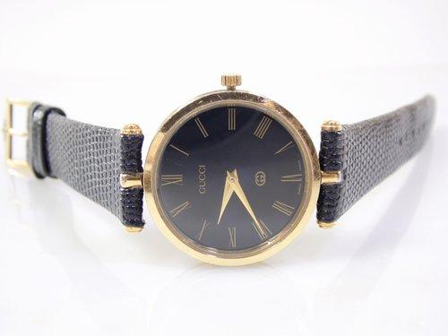 f8915c6e346 ... Gucci Mens Womens Unisex Stack Luxury Designer Roman Numeral Swiss  Quartz Watch w Box ETA 561.001. SAM 3904 (2).JPG