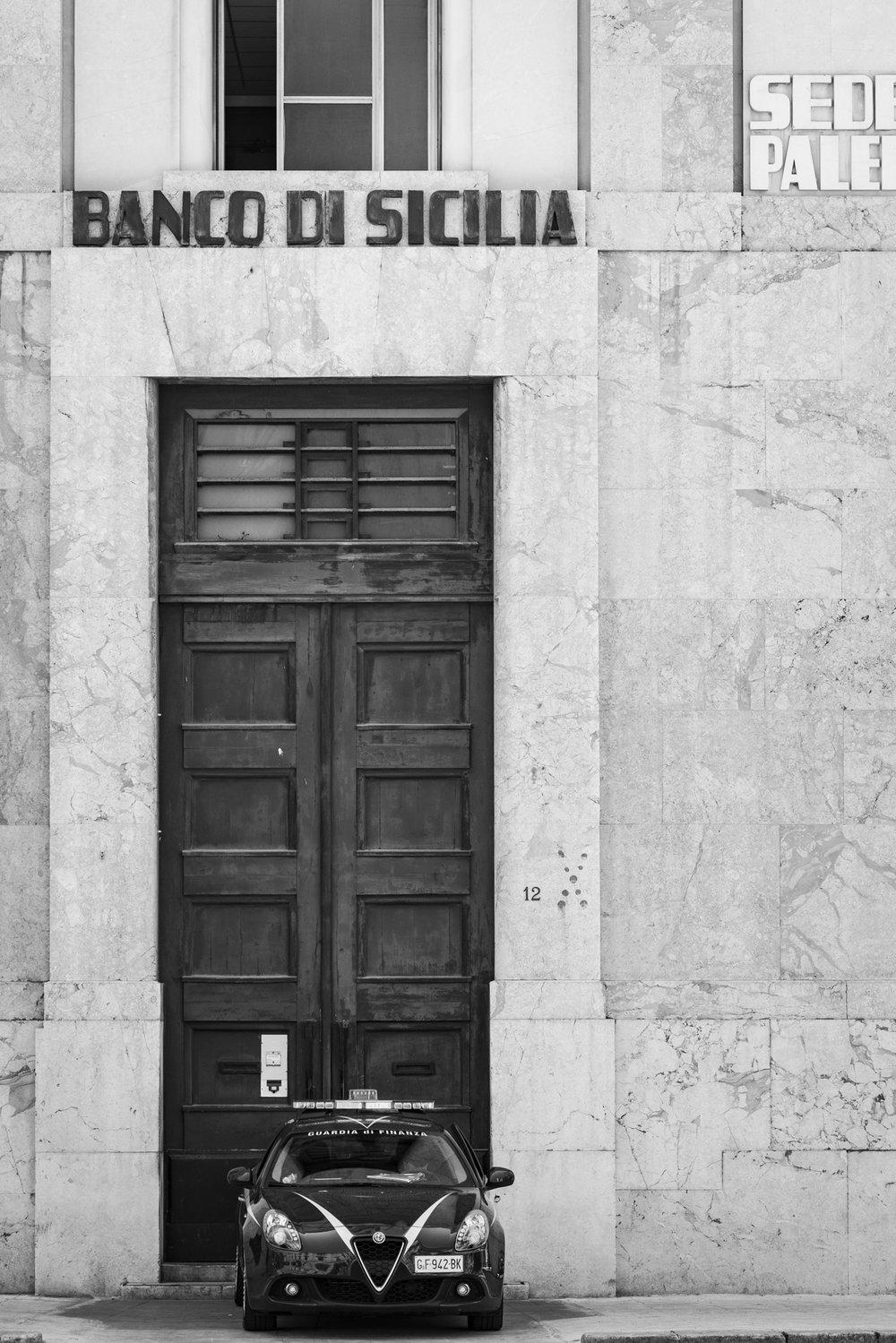 Banco Di Sicilia, Palermo
