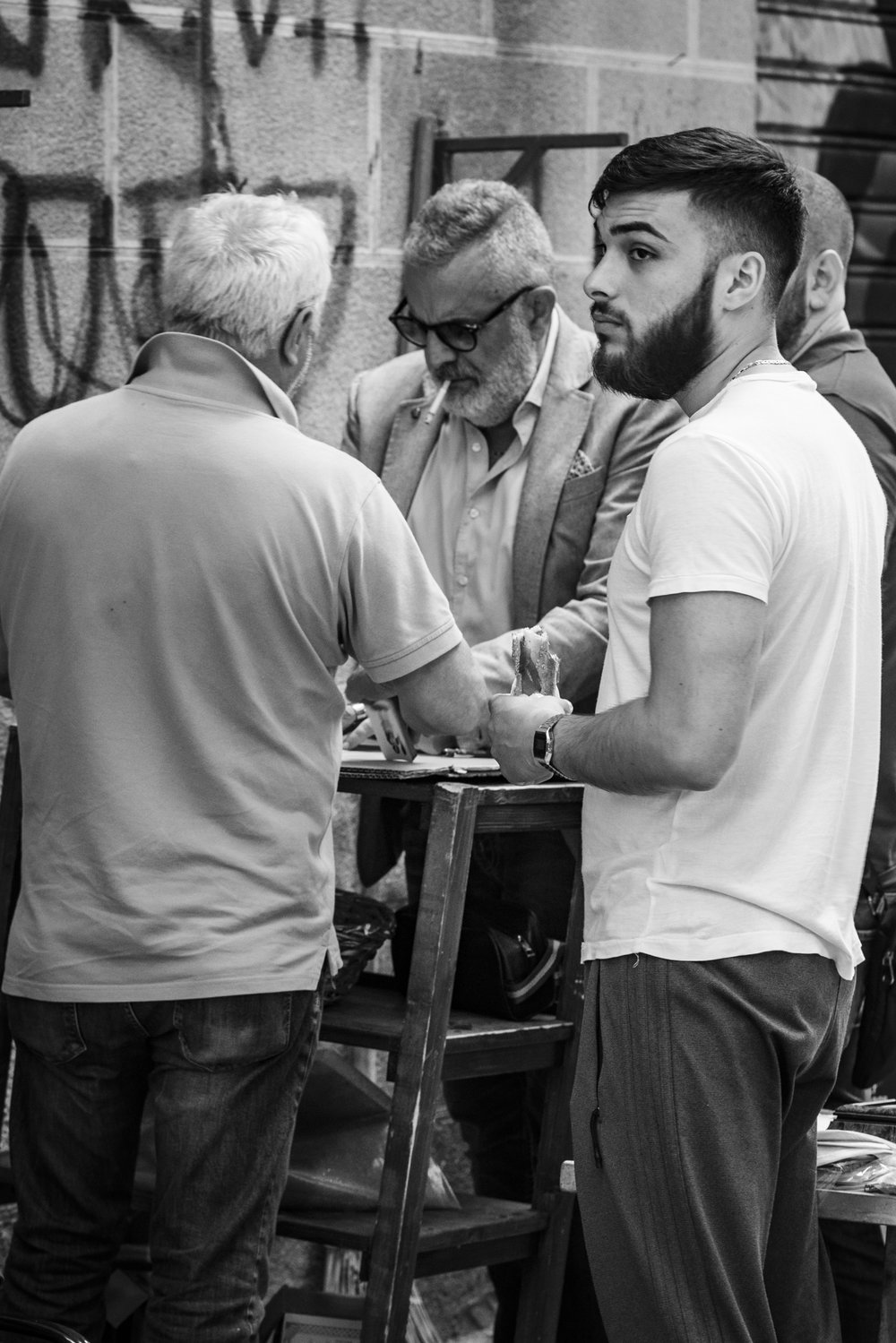 Card Game, Palermo