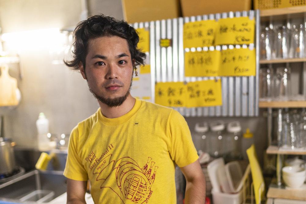 Bartender, Kichijoji