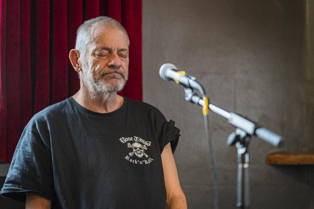 Chris Wilson ('The Gentleman of Australian Blues'). 1956 - 2019 R.I.P