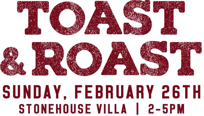 Lost Draw Cellars wine featured at Toast & Roast, hosted by The Wine & Food Foundation of Texas and Texas Monthly. Visit winefoodfoundation.org for tickets and information.