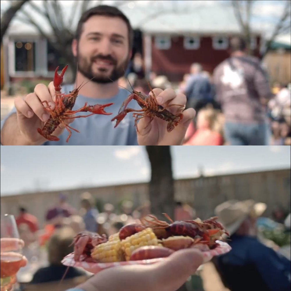 Fourth Annual Crawfish Boil - March 17    1pm - 4pmClick on the image to get your tickets!