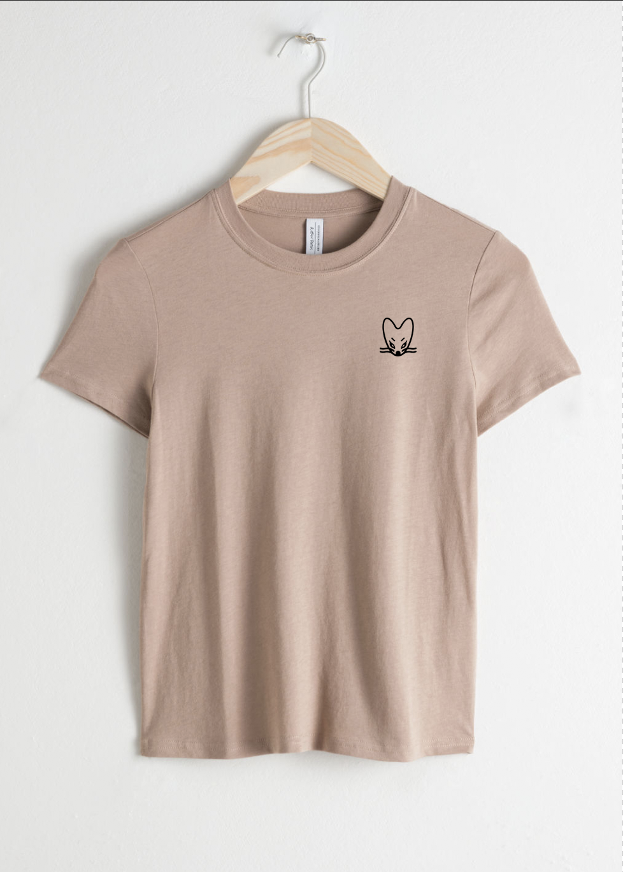 Custom apparel development including merchandise.