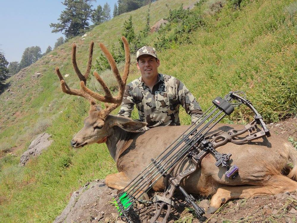 Travis Utah Buck