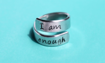 I am enough ring by Diana Ross