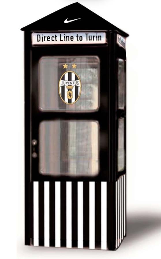 Juventus Phone Booth .png