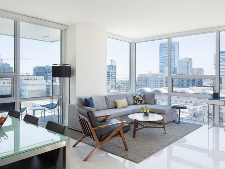 LEVEL Furnished living Suites   888 S. Olive St., Los Angeles, CA 90014