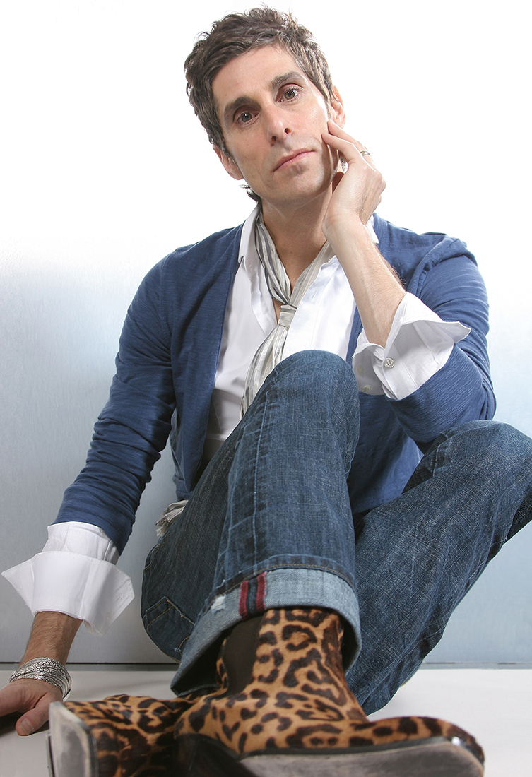 Perry Ferrell of Jane's Addiction