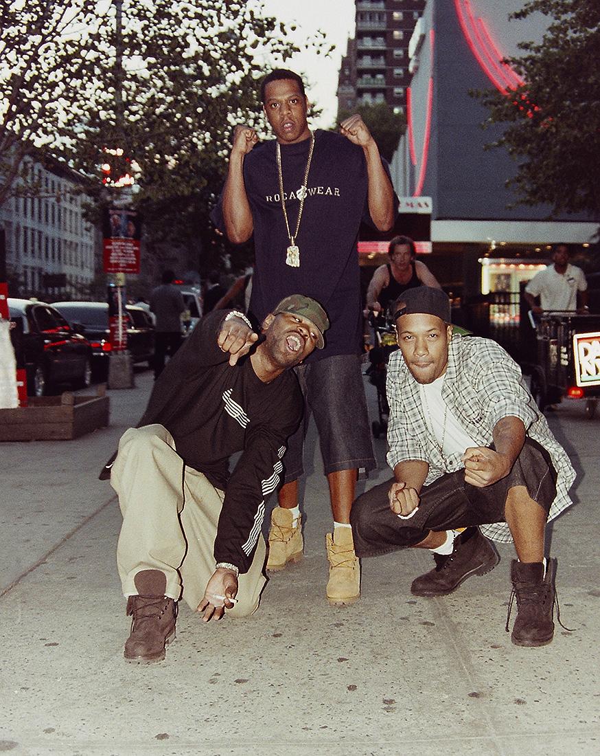 Jay Z, Redman and Method Man