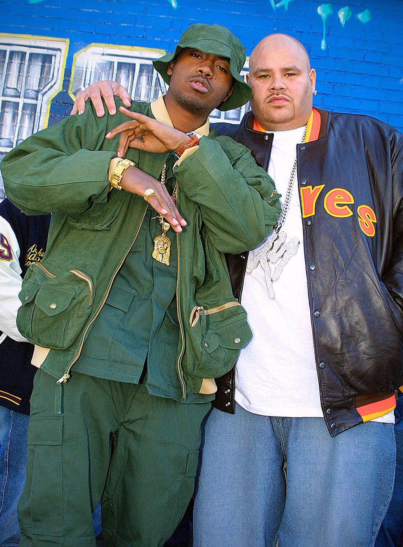 Nas and fat Joe