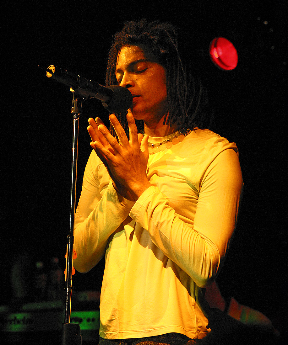 Terrence Trent D'arby aka Sananda Maitreya
