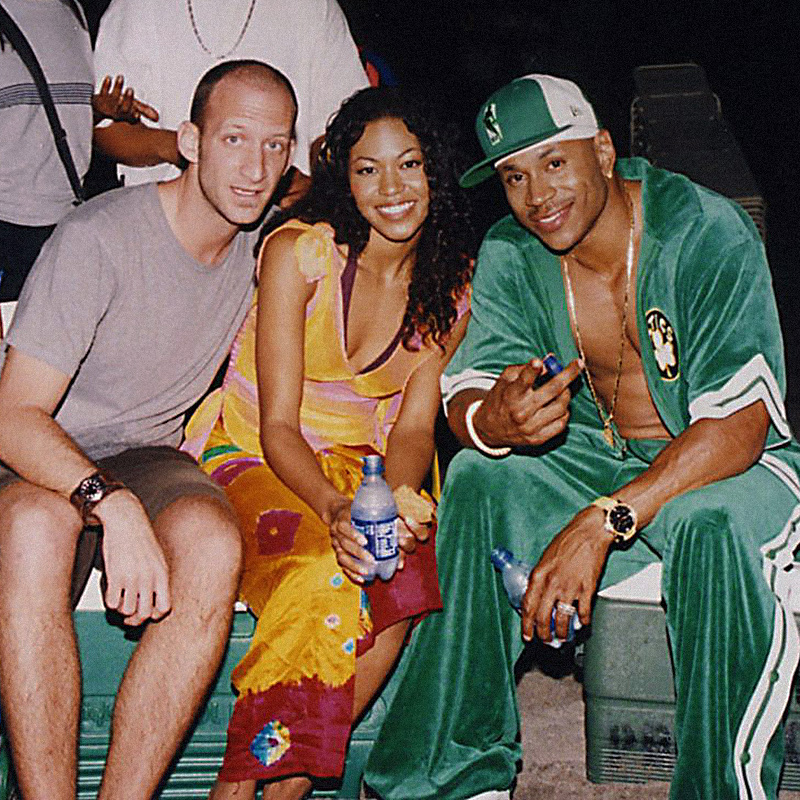 LL Cool J and Amerie