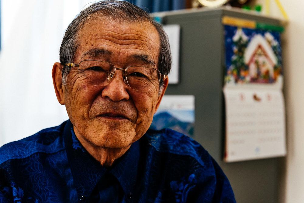Dr Makoto Suzuki