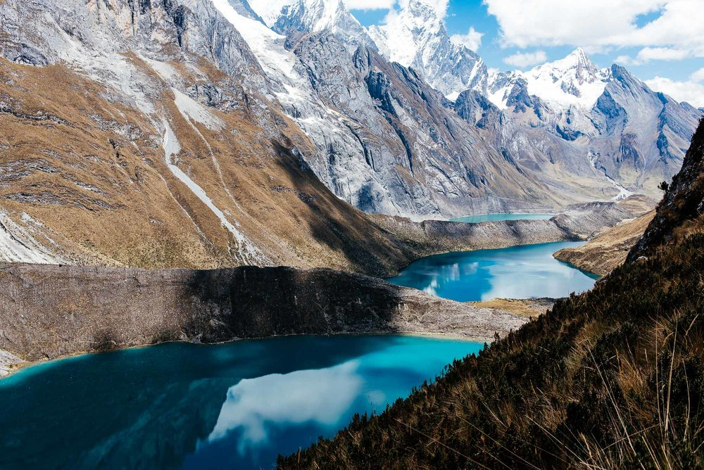 d52a2eaa79c5 La cordillère des Andes - The Andes Mountains — Pascale Sury
