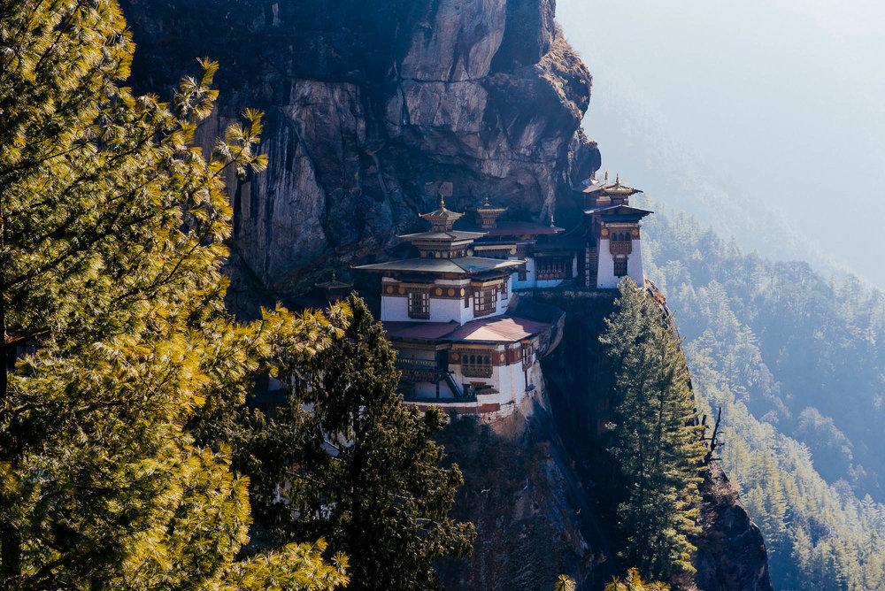 Tiger Nest - Taktsang monastery