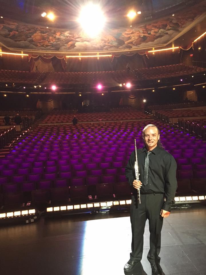 Before the Legend's Of Zelda Concert at the Venetian Theater, Las Vegas