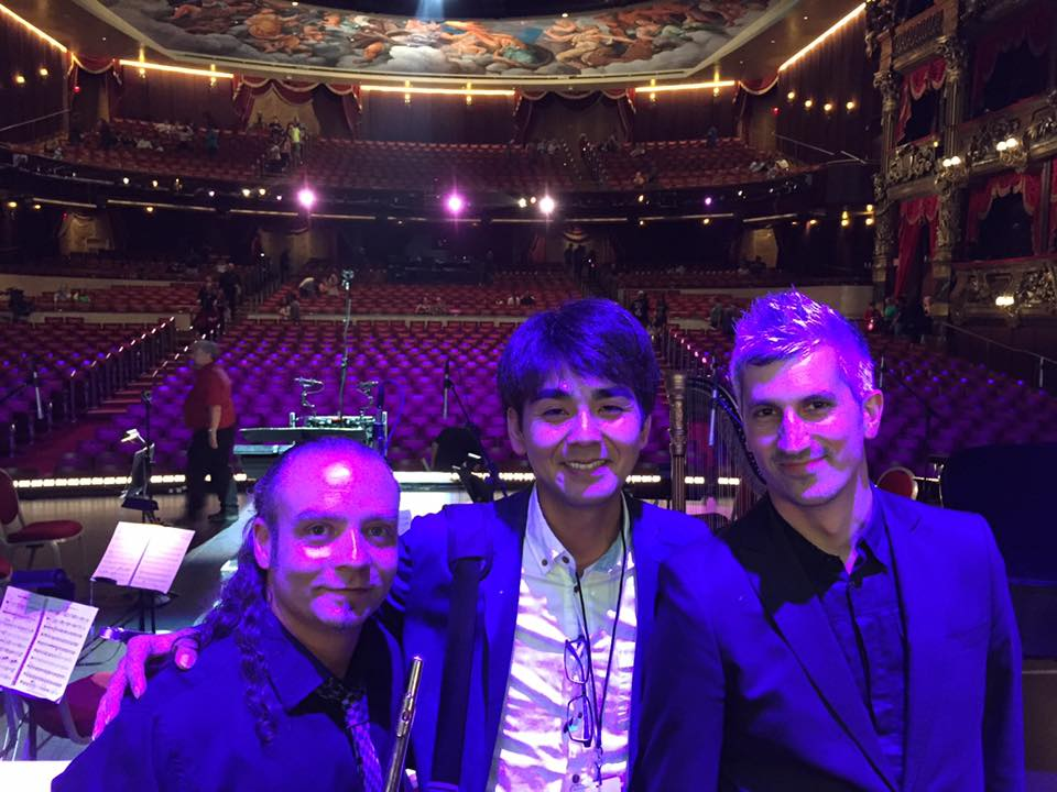 Legends of Zelda concert with Shota Nakama and Alex Stoyanov, Venetian Theatre