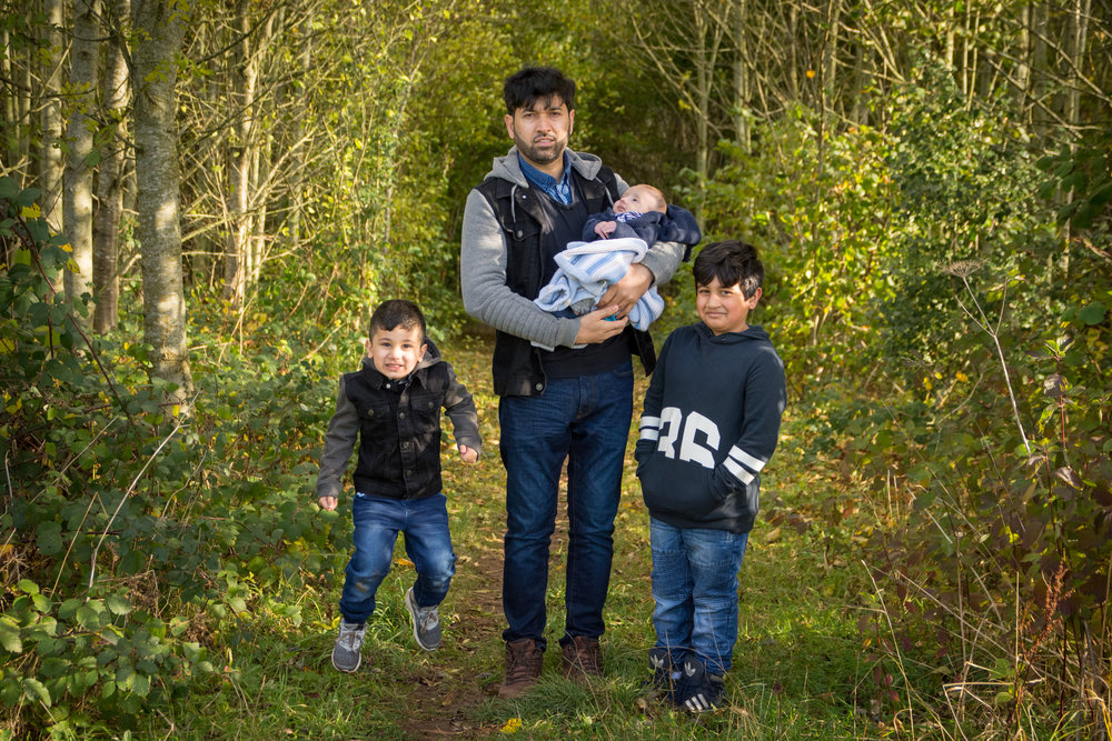 Aamir Family -