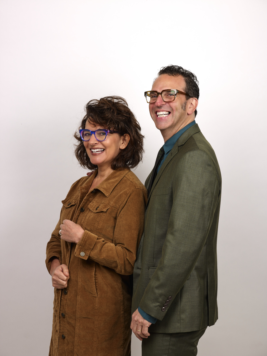 Karen and Jason Kirk