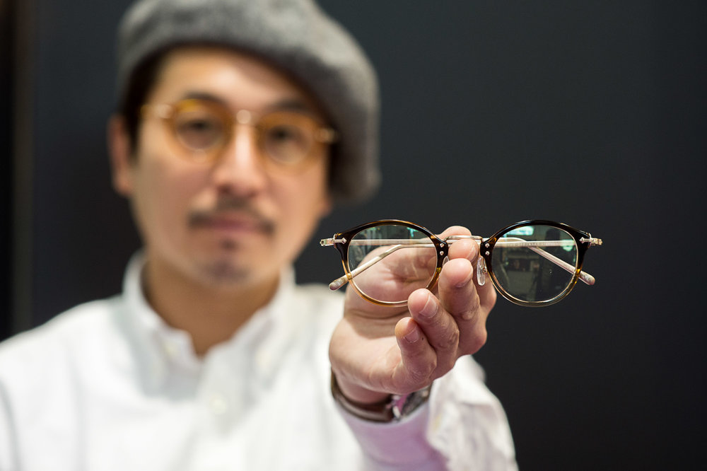 Steady eyewear Masatsugu Kaneko