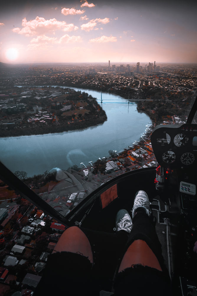 Cityscapes, Aerials and Landscapes - @rachelhau85
