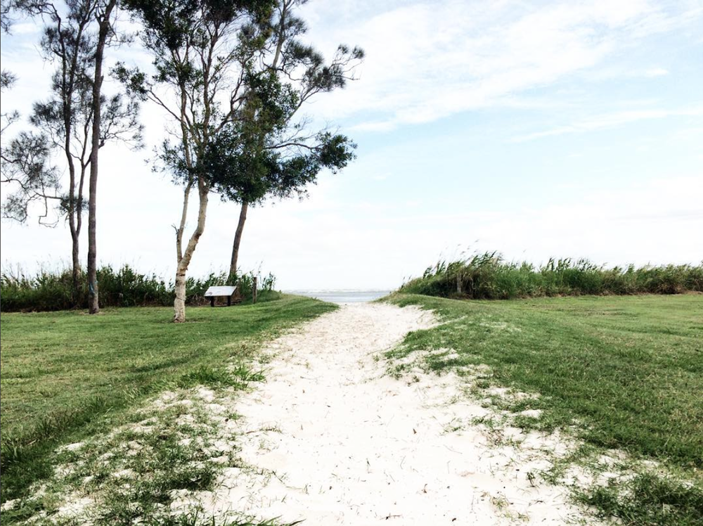 'Sandy Path' Beachmere, Queensland
