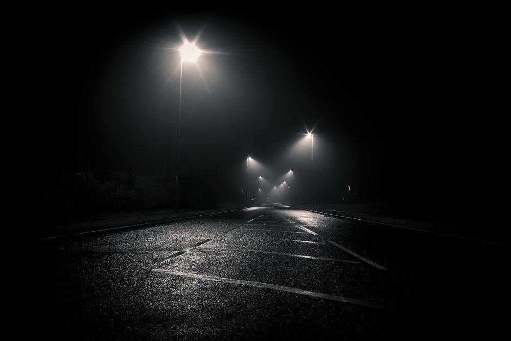 Street scene:: Ben Shirley Blue vantage photography