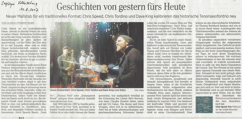 Leipziger Volkszeitung (Germany)