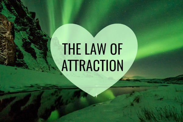 The Law of Attraction Secret - How To Show Your Wishes