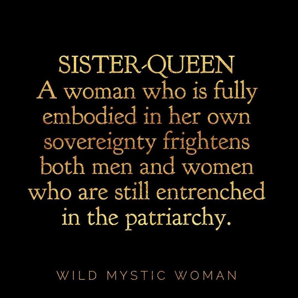 sister queen