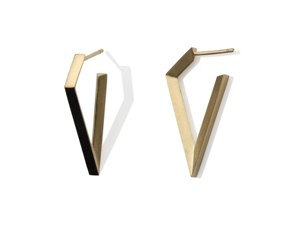 Medium Arrow hoops