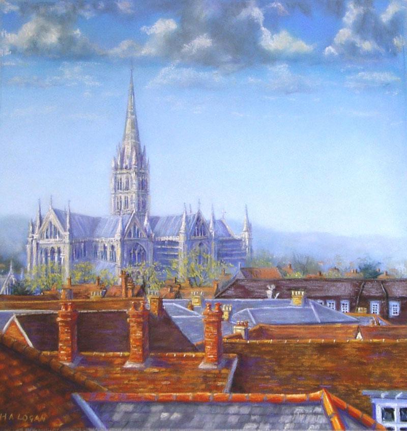 Roof Tops, Salisbury