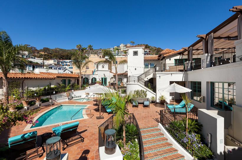 Island Spa Catalina, Avalon, California